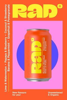 : Weekly Inspiration Dose 077 Indieground Design graphicdesign design art inspiration rad can packaging poster advertising typography Portfolio Graphic Design, Graphic Design Posters, Graphic Design Typography, Graphic Design Inspiration, Japanese Typography, 3d Typography, Poster Designs, Simple Poster Design, Food Graphic Design