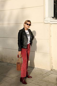 Corduroy, Two Ways | Fashion Me Now