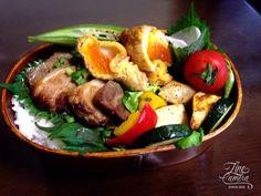 マダム とんちん's dish photo 今日の私のお弁当  中華街で見かける 本格チャーシューの簡単レシピ  毎日のお助けレシピ  All About | http://snapdish.co #SnapDish #レシピ #黒牛・黒豚の日(9月6日) #お弁当