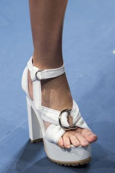 Adam Selman at New York Fashion Week Spring 2018 - Details Runway Photos