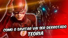 The flash - Como o Savitar vai ser derrotado - Teoria dos inscritos https://youtu.be/DOO7eBMFKqQ