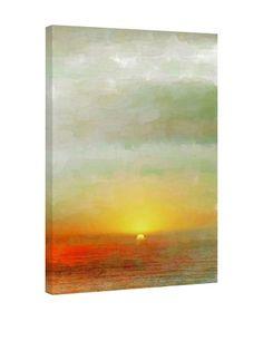 Parvez Taj Del Ray - on Canvas Art Print on Premium Canvas, 18 x 12