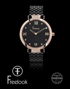 Freelook Romania Swarovski Watches, Romania, Crystals, Accessories, Crystals Minerals, Crystal