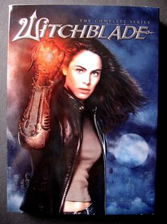 witchblade tv series | Yancy Butler Witchblade- Older show but great atmosphere, characters, and story. Mysterious.