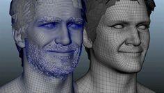 Making of Uncharted 4 Nathan DrakeComputer Graphics & Digital Art Community for Artist: Job, Tutorial, Art, Concept Art, Portfolio