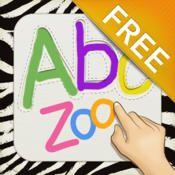 ABC Zoo: Escribir Gratis de Raul Riera. ABC Zoo es una aplicación de iOS orientada a enseñar niños el alfabeto de una manera divertida. Podrán navegar entre hermosos dibujos hechos a mano de animales y letras, dibujar sobre ellos con sus dedos, compartir sus creaciones, o inclusive solo disfrutar de una graciosa melodía.