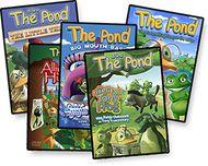"All 5 DVDs ""Pond Pack"""