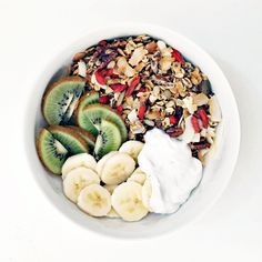 gluten free, vegan pecan coconut granola from clean food dirty city