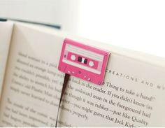 Cassette Bookmark