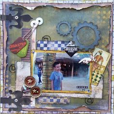 Great grunge layout    http://www.twopeasinabucket.com/gallery/member/436864-c-mom-go/1811196-funny-guy-scraps-of-darkness-punky-scraps/