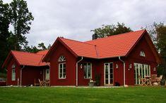 """Romantiskt hus A1533 """"Alla familjer är olika – därför är varje Willa Nordic unikt!"""" www.willanordic.se"""