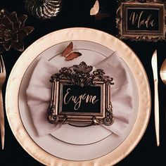 cool vancouver wedding Black and gold #inspo #bebold seek the #finest things in life and surround themselves #withlove and by being #true and #sincere #magic happens and they #seebeautyineverything #bestdayever #whatitsallabout #seattlebest #Seattlebride #seattlebrides #seattleweddingplanner #pnwbride #pnwwedding #vancouverweddingplanner #transform #farfalla #butterfly #regram by @lesalonbridal  #vancouverwedding #vancouverwedding