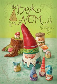 The Book of NOM PDF by Aimee Ray von littledear auf Etsy
