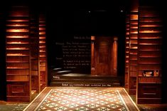 Blue Stockings. Set design by Philip Engleheart.