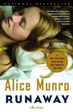 Runaway by Alice Munro. Alice Munro is also Nobel Prize winning author. Book Club Books, Book Lists, Good Books, Books To Read, My Books, Alice Munro Runaway, Best Short Stories, Nobel Prize In Literature, What To Read