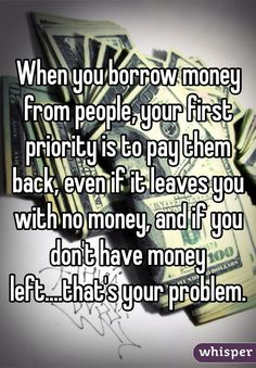 Reminders Quotes Money Quotes Loan Money Stealing Quotes