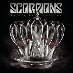 Scorpions - Return To Forever on 180g 2LP + Download