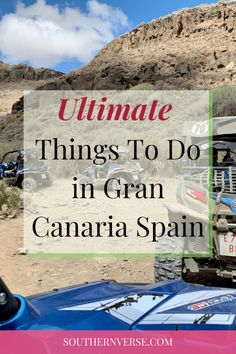 Gran Canaria has a tremendous amount of things to offer for visitors and locals alike. Here I will share a list of the Best Things to Do and See in Gran Canaria. Including water sports, historic sites, and more. #grancanaria, #spain, #trip, #vacation Spain Travel Guide, Europe Travel Tips, Travel Guides, Travel Destinations, Travelling Europe, Travel List, Travel Abroad, Amazing Destinations, European Destination