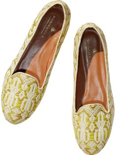 Patterned loafer | Footwear | Woman Clothing at Scotch & Soda