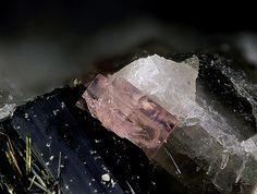 Narsarsukite : Na4(Ti,Fe)2[Si8O20](O,OH,F)2  Água de Pau Volcano, Água de Pau Massif, San Miguel Island, Azores District, Portugal photo Serge Lavarde collection Luigi Chiappino