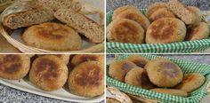 Lo más saludable PAN INTEGRAL del mundo SIN HORNO hecho en sartén, fácil, saludable y delicioso! | Receitas Soberanas