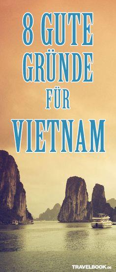Warum nicht mal nach Vietnam? Hier steht, warum sich die Reise lohnt: http://www.travelbook.de/welt/Warum-die-Sozialistische-Republik-begeistert-8-gute-Gruende-fuer-eine-Reise-nach-Vietnam-517744.html