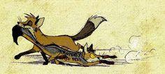 Skia #fox #foxes