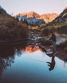 Kyle Kuiper, Photographer, Mountains, Lake, Colors, Fishing, Reflection, sun, Adventure, Travel, World