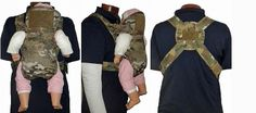 tactical baby carrier - Google Search