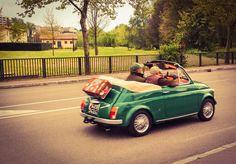 Fiat 500 / Perugia / Umbria