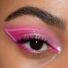 Cloud Spun palette - This baby pink palette is sweeter than candy! Featuring a perfect mix of Super Shock, Pressed Glitter, matte and metallic finishes and a range of pinks to create the sweetest looks! 🍭 💖 IG: @raincornelius Eye Makeup Art, Pink Makeup, Cute Makeup, Colorful Makeup, Makeup Inspo, Eyeshadow Makeup, Pastel Makeup, Hair Makeup, Makeup Pictorial