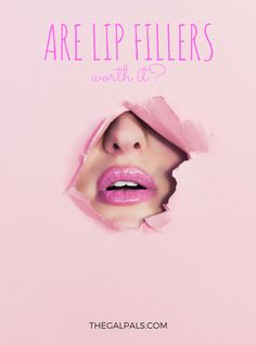 Are Lip Fillers Worth It? Here