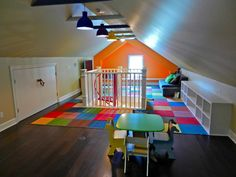 San Marco Play Room eclectic kids
