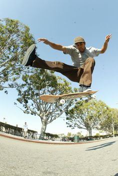Koston one footed