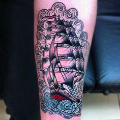nautical tattoo | Tumblr