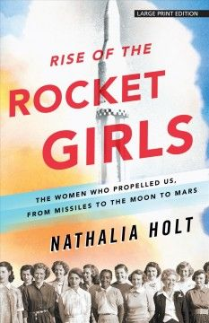 In the 1940s and 50s, when the newly minted Jet Propulsion Laboratory needed quick-thinking mathematicians to calculate velocities and plot trajectories, they didn't turn to male graduates. Rather, they recruited an elite group of young women who, with only pencil, paper, and mathematical prowess, transformed rocket design, helped bring about the first American satellites, and made the exploration of the solar system possible.