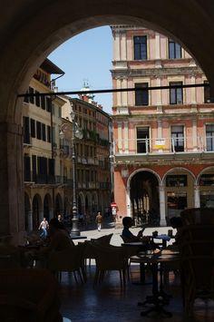 Palazzo del Podesta, Treviso, Veneto, Italy   by dvdbramhall