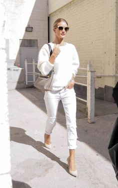 rosie huntington whitely style