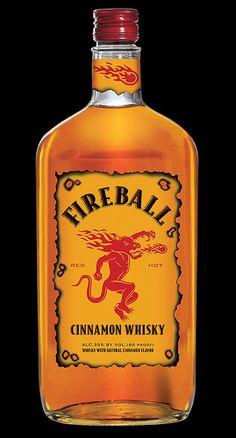 Fireball Cinnamon Whisky - The Drunk Pirate- Evelyn's fav