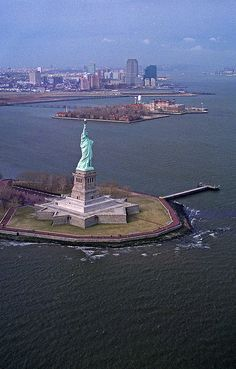 Ellis Island & Statue of Liberty, NYC
