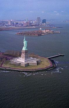 Ellis Island & Statue of Liberty, NYC