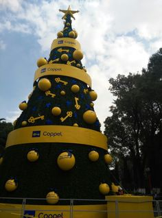 Arbol de Navidad/ Coppel