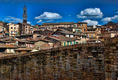City of Sienna, Italy by cgarphotos on Etsy
