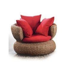 Bengal Basket - CH003 Cane Armchair