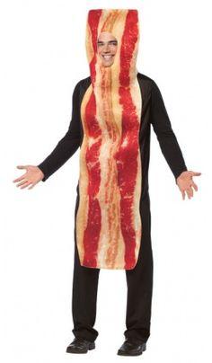 Déguisement tranche de bacon