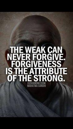 Amen! Forgive.