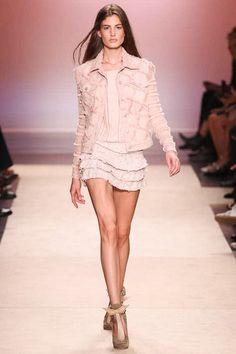 Isabel Marant Spring 2014 Ready-to-Wear Collection #PFW #ParisFashionWeek