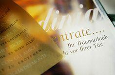 Immagine: company profile Hotel Ladinia. Progetto monografico curato dallo studio grafico pubblicitario e di comunicazione web 2.0 Holbein & Partners SRL - Trento / Bolzano.