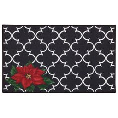 You'll love the Deveau Black/Red Area Rug at Wayfair - Great Deals on all Rugs products with Free Shipping on most stuff, even the big stuff.