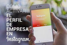 ¿Sabías que existe el perfil de empresa en Instagram? ¿Y qué diferencias tiene con el perfil personal? Pues si te interesa el tema, aquí tienes un artículo sobre ello. ¡Ya estás tardando!